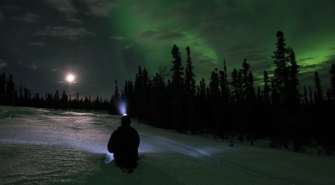 Into the Alaskan Night