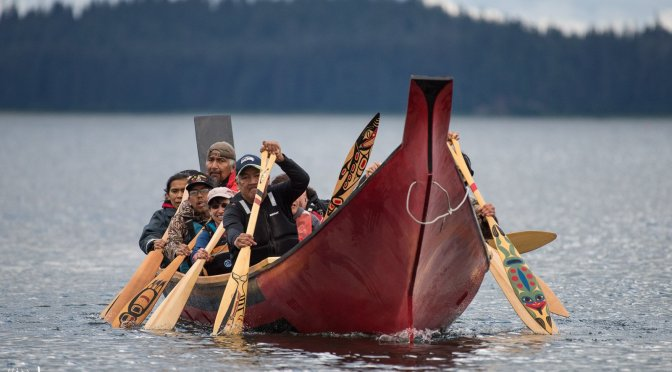 The Tlingit Cultural Heritage of Hoonah, Alaska