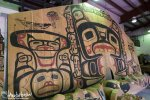 Tribal House, Glacier Bay, Screen, Hoonah, Gordon Greenwald