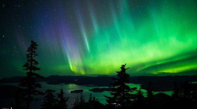 Sightseeing Sitka, Alaska