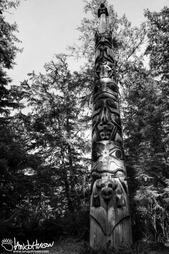 Totem Pole, Kasaan