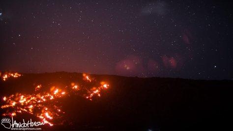 Lava, Volcanoes National Park, Hawaii, Big Island, Photography