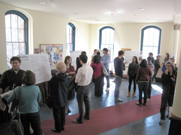 Ian Alden Russell Research Posters Featured At Harvard And Brown
