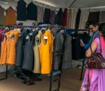 Indian sleeveless tunics