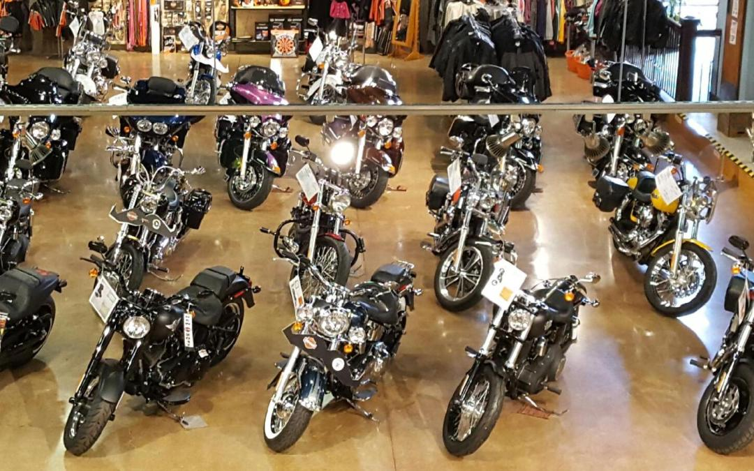 Reflections on the Harley Weekend