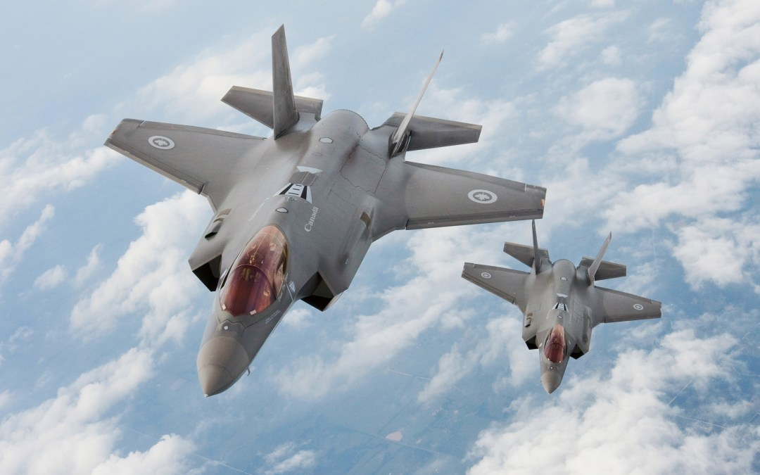 Punt the F-35, Protect Canada's Soldiers Now