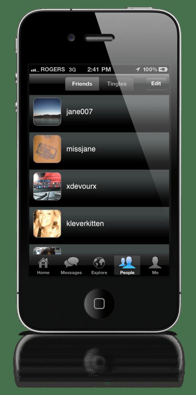 iPhone4tingle4