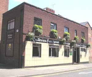 The Criterion Free House, Millstone Lane Leicester