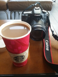 Canon & Coffee