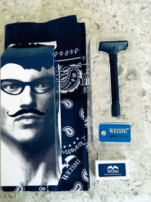 Weishi razor package