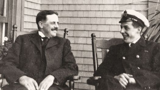 Syndey and William Pudney