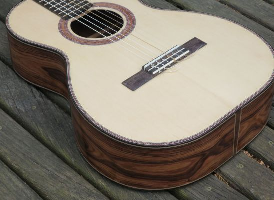 """Style """"O"""" guitars"""