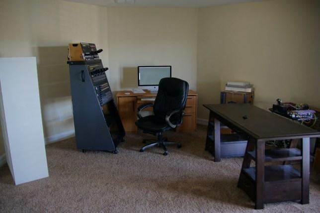 Office needs arranging
