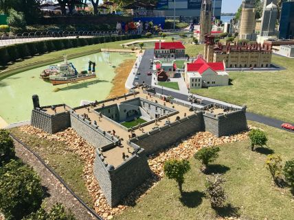 Legoland Castillo de San Marcos (St Augustine)