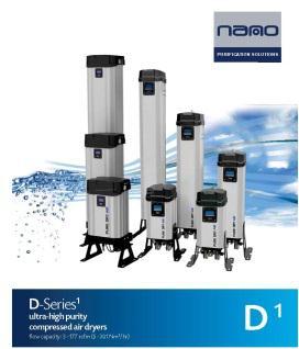 Nano D1 air dryer