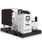 Electra Saver G2 Fixed Speed Air Cooled Unenclosed Rotary Screw Compressor