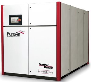 Oil-free air compressor EnviroAire T 315 from Gardner Denver