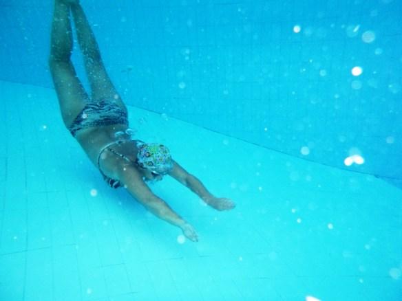"""Один из """"лучших"""" кадров под водой"""