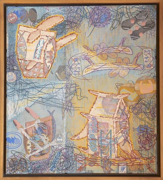 Ian Frith Powell MuBild - Painting