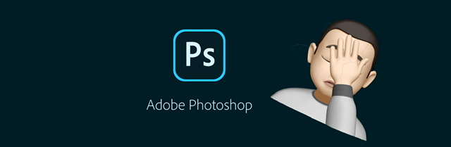 Adobe Photoshop for iPad fail
