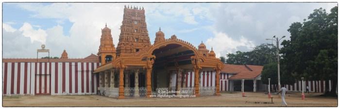 Nallur Kovil in Jaffna