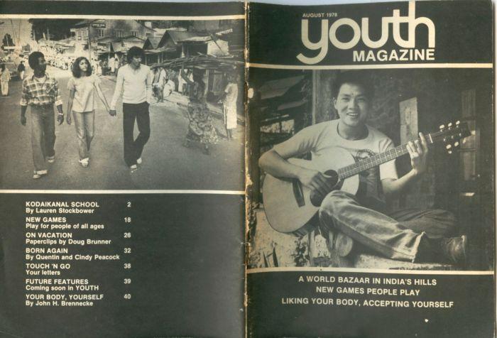 Youth Magazine Cov
