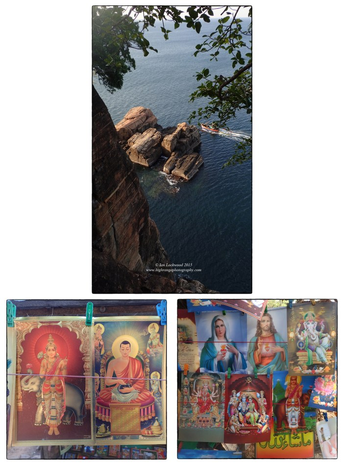 Snapshots from Tincomalee's KoneswaramTmple (Swami Rock) a fascinating place that I have childhood memories of.