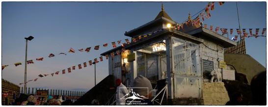 Sri Pada summit temple