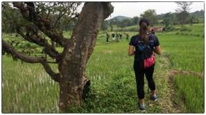 Day I: Belihuloya stream hike