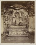 Cave Buddha by Joseph Lawton 1870 (V&A Collection)