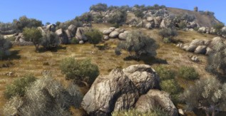 Test Drive Unlimited 2 - garrigue