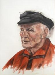 Derek Oil Sketch 1hr30