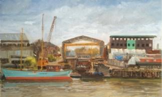 Albion Dockyard