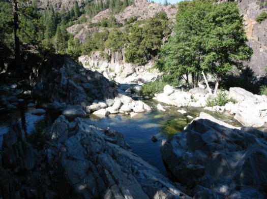 Nevada County, California, USA: Yuba River
