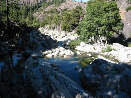 Nevada County, California, USA: Yuba River