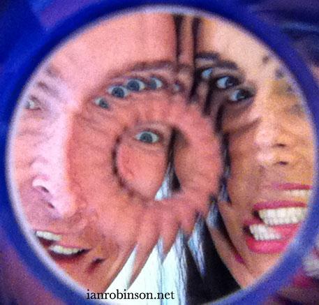 Veronica and Ian Kaleidoscope