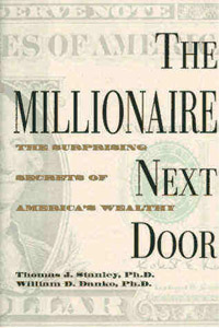 Notes on the Millionaire Next door by Thomas Stanley and a book review
