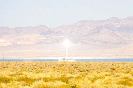 Crescent Dunes Solar Energy Projcet