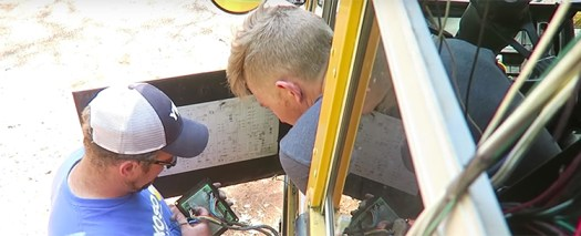school bus conversion electrical system