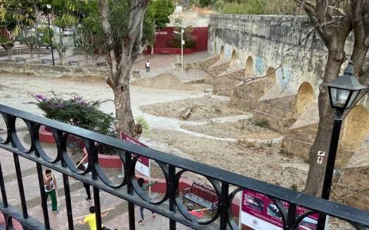 arcos de xochimilco oaxaca