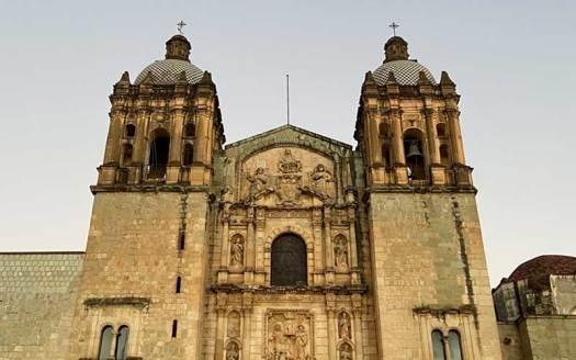 alta catedral metropolitana de oaxaca