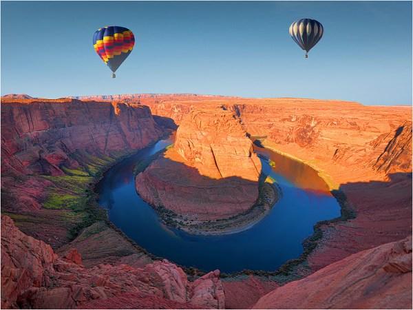 hot air balloon grand canyon # 73
