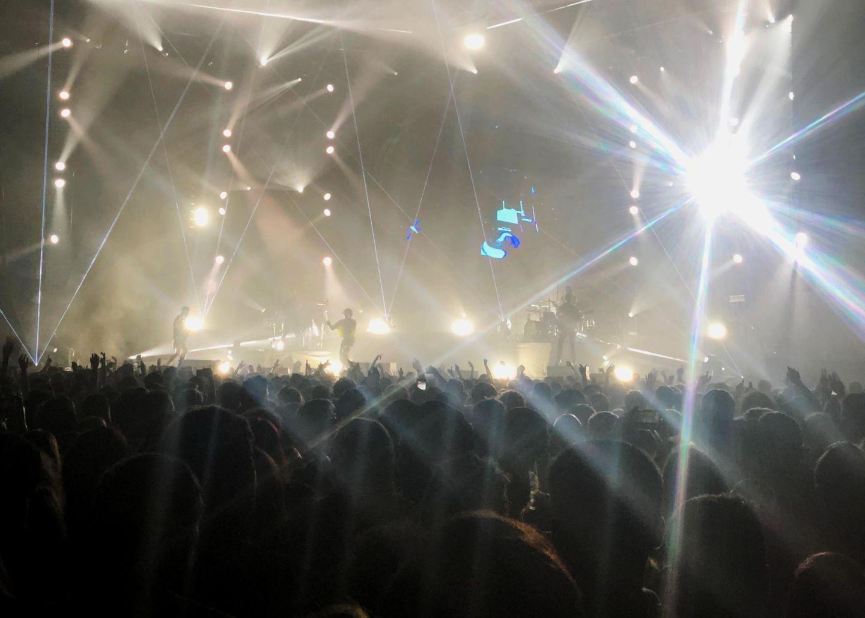 Don Broco Live @ Wembley Arena, London ©IanArnold