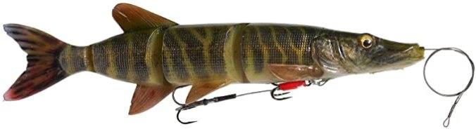 Striped Pike lure