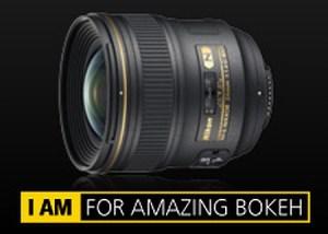 Nikon 24mm AF-S NIKKOR f/1.4G ED Lens