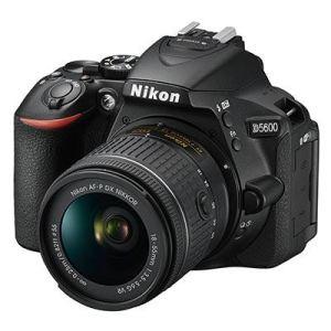 Nikon D5600 Digital SLR Camera with 18-55mm Lens