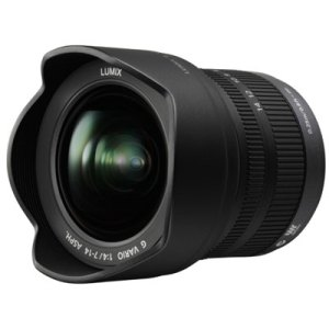 Panasonic 7-14mm f4 Lumix G Vario Micro Four Thirds lens