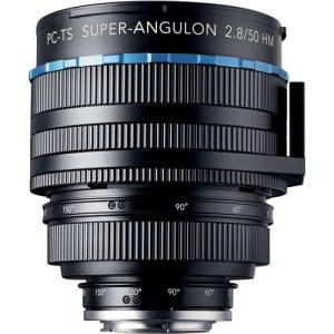 Schneider PC TS Super-Angulon 50mm f/2.8 Lens - Canon