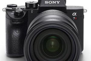 Sony A7R III Digital Camera with 28-70mm Lens