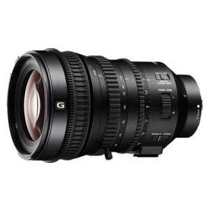 Sony E 18-110mm F4 G OSS Lens